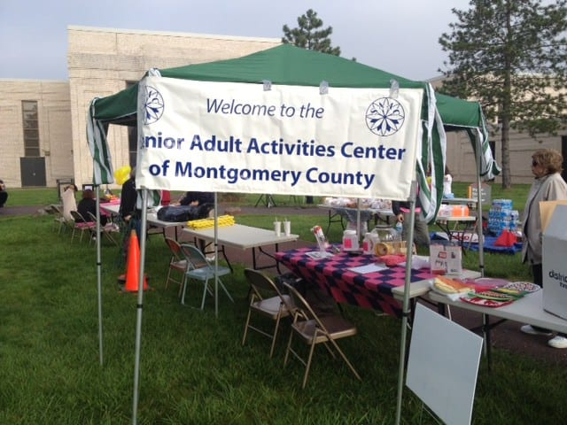 Second Annual Meals on Wheels Walkathon for seniors in Montgomery County