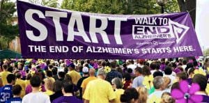 AIPHC at the The Alzheimer's Association Walk to End Alzheimer's