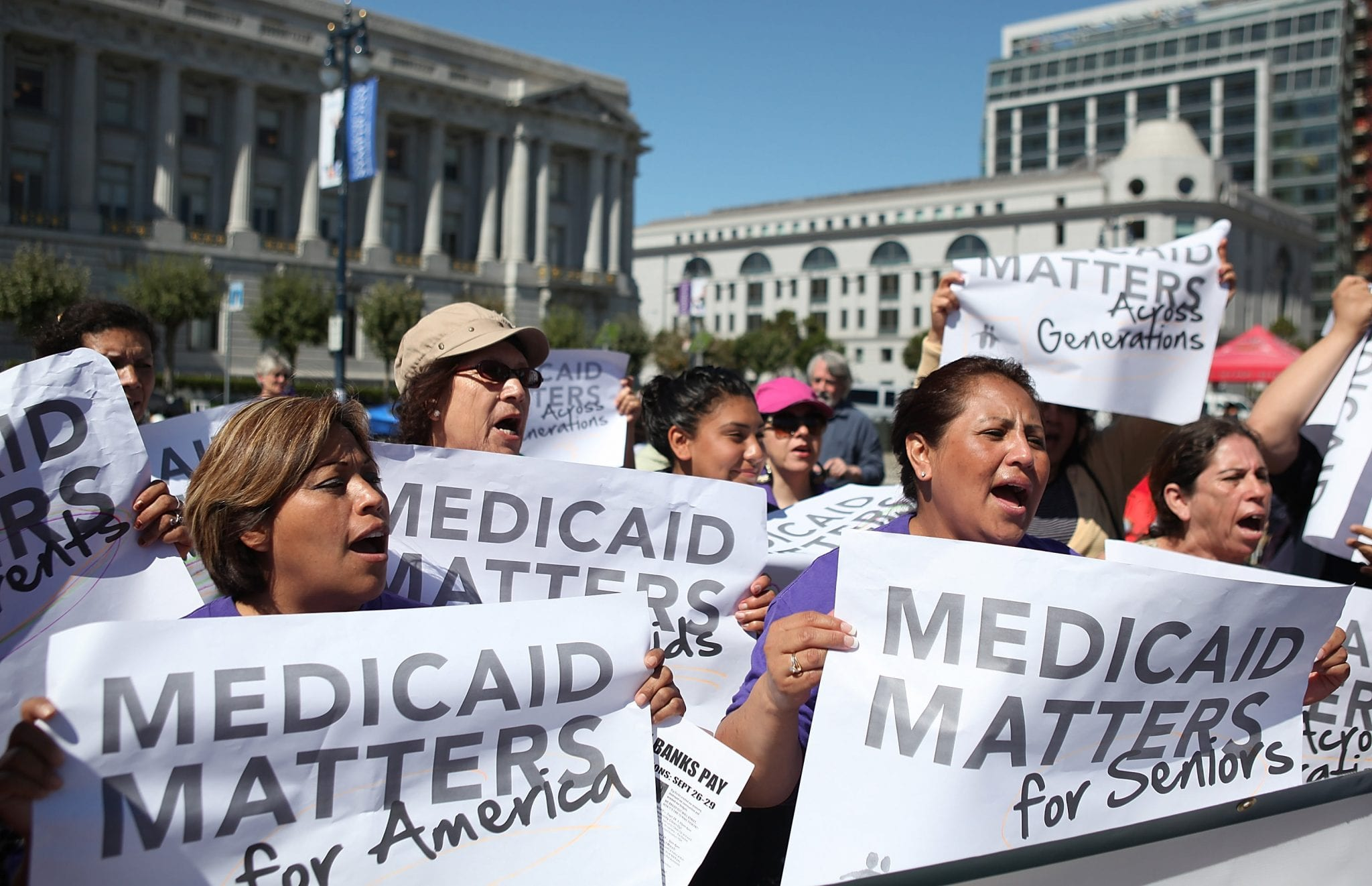 Medicaid Matters for Seniors