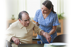 Disability Care at Age in Place