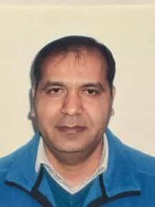 Dilli Timsina - Area manager