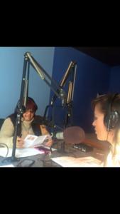 AIPHC on the Radio